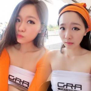 Grass Racing Autosports (GRA) 赛事美女车模