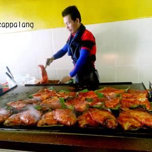 【Kelana Jaya】让你胃口大开的血蛤烧鱼