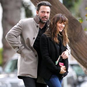 好莱坞模范夫妻宣布离婚  小班、珍妮佛结束10年婚姻
