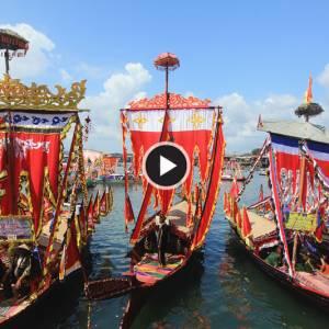 《沙巴彩船节》Regetta Lepa,你所不知道的另类庆典