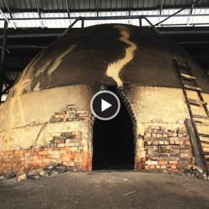 《十八丁炭窑》传统炭窑,到底有多值得让人去探索?
