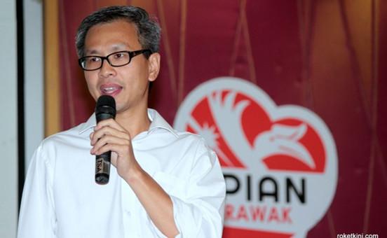 推动Impian Sarawak  砂州禁潘俭伟入境?(Part 3/7)