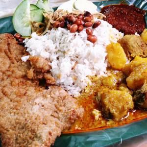平凡中的不平凡 黑人椰浆饭的精神你看到了吗?