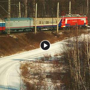 西伯利亚列车,世界最长铁路之旅