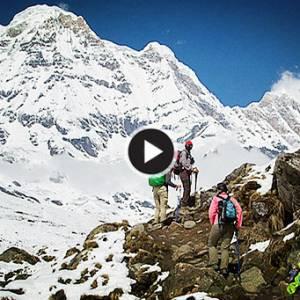 尼泊尔,健行客的天堂