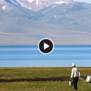 吉尔吉斯斯坦,一个叫不出名字的国家
