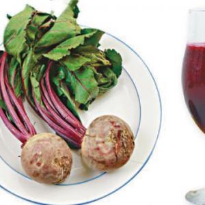 运动前喝红菜头汁 表现更出色