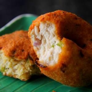 印度豆饼 Vadai