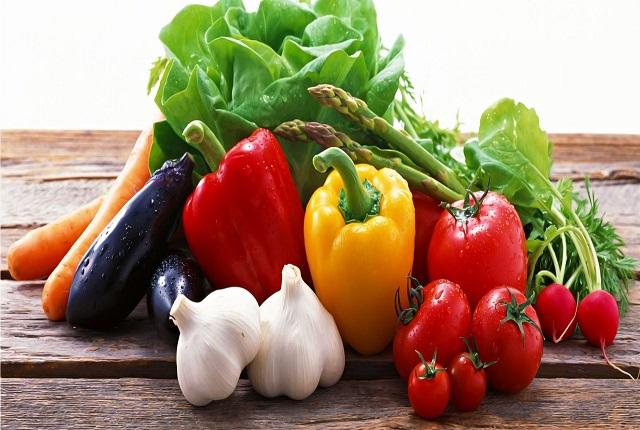 食物颜色原来代表著营养价值!吃食物也要选对颜色