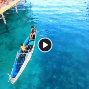 《沙巴海岛》绿波荡漾马布岛