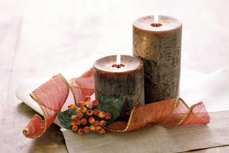 香氛蜡烛飘荡毒害,使用过度伤肺中癌!