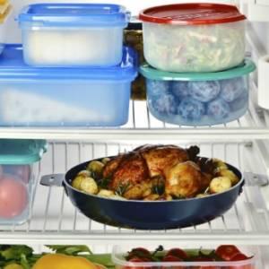 食物开封后 能放在冰箱多久?