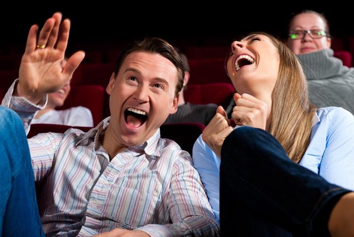 大笑1分钟,等于慢跑10分钟!不用再跑步啦!大笑也可以保健!