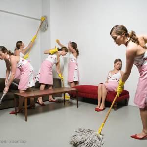 健忘反应慢半拍的人更加要做家务
