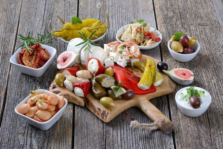 世界健康饮食典范:地中海饮食法防身体基因衰老。什么是地中海饮食法?!