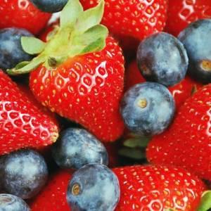 让草莓蓝莓保存更久的天然方法
