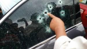 枪杀案频传  市面上有防弹的汽车隔热膜吗?