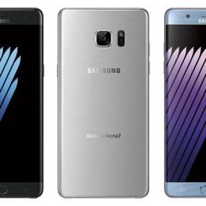 三星 Galaxy Note 7 台湾售价曝光!