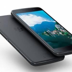 """号称""""全世界最安全手机""""  黑莓发布第二款Android手机DTEK 50"""