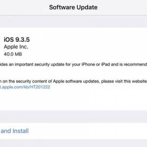 苹果发更新修复安全漏洞 建议所有用户升级