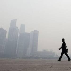 烟霾天气对人体的危害大,避免暴露于烟霾空气下!