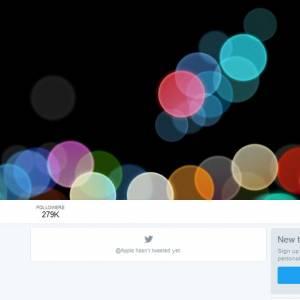弃置5年首次更新Twitter  苹果这么做是因为iPhone 7?