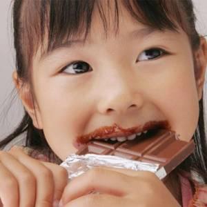 巧克力糖果 养出智商低小孩