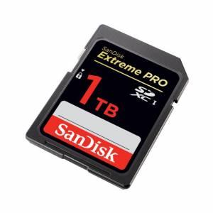 没错!是1TB,全球容量最大的SD卡要出炉了!