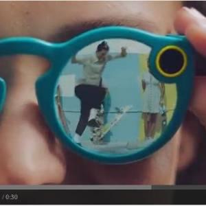 Snapchat 首推智能眼镜!功能超酷!价钱如何?