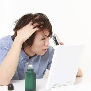 头顶头发渐渐稀少怎么办? 好好照顾个人饮食和情绪管理