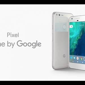 """苹果紧张了!谷歌发布另一个""""iPhone"""" - Pixel!"""