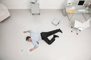 27种过劳症状 自我检测小心预防