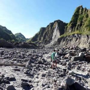 敢敢去Manila!闯进Pinatubo 火山探险!
