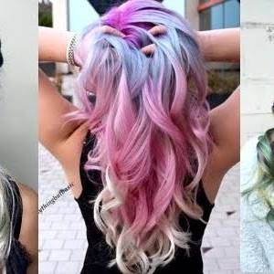 爱美女性请注意 频密染发伤害头发危害健康