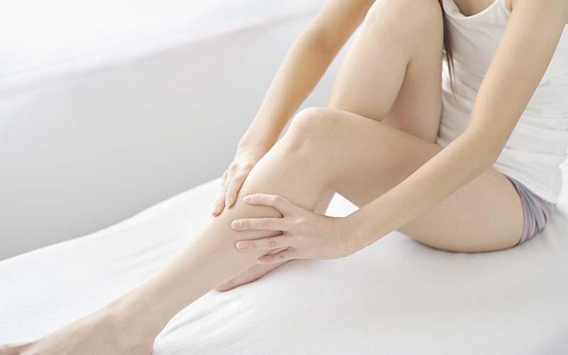 半夜经常脚抽筋? 小心是糖尿病症状