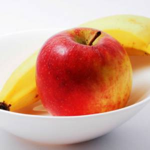 苹果放隔壁 水果更快熟