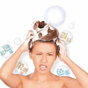 七种错误洗头方法 别让头发掉光光