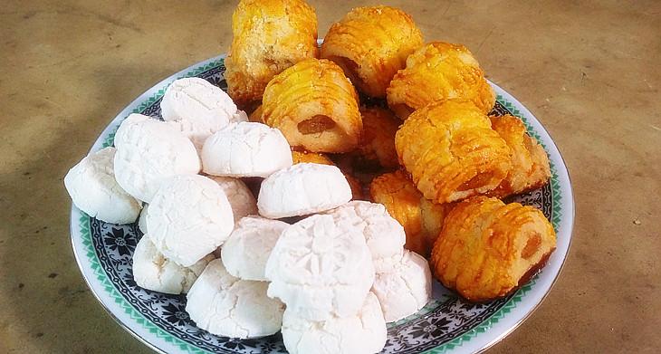 【适耕庄阿嫲的家】在记忆中,哪一种年饼的味道最让你难忘?
