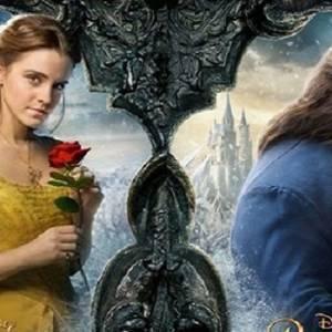 《美女与野兽》角色海报出炉!贝儿太美了!
