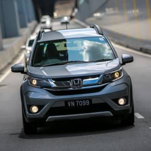 订单源源不绝  Honda BR-V到底有什么特别?