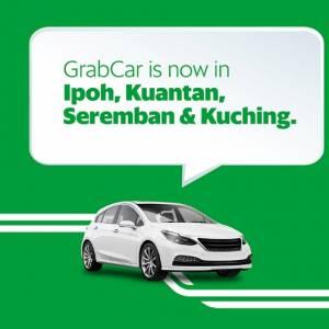 再增4城市  GrabCar扩大服务范围