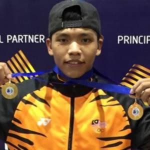 大马举重好手法茲鲁  澳洲国际赛77公斤级夺冠