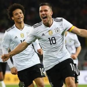 《热身赛》波尔蒂告别献绝杀 德国小胜英格兰