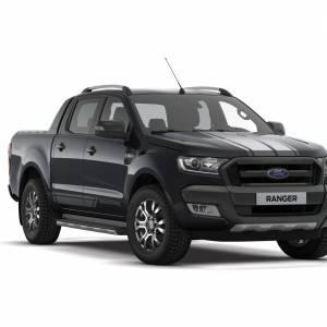 货卡经典再度出击  Ford推新Ranger WildTrak