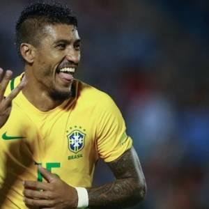 《世界杯预选赛》保利尼奥帽子戏 巴西破乌7连胜