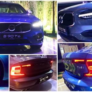 Volvo出新车了!两款新车,经典标志不变!