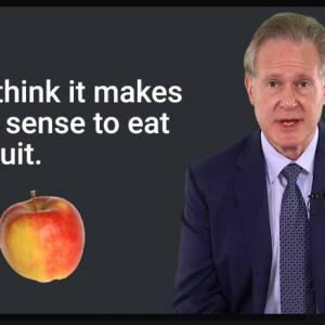 专家说,喝果汁不如吃水果!