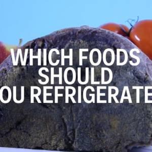 冰箱是百宝箱?不是所有食物都可往冰箱塞!