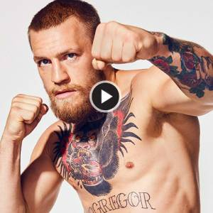 麦格雷戈的一拳有多大威力?