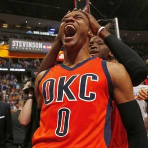 《NBA》华丽绝杀+创史 威少破三双纪录